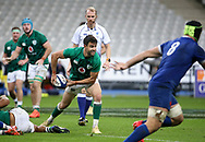 Conor Murray of Ireland during the Guinness Six Nations 2020, rugby union match between France and Ireland on October 31, 2020 at Stade de France in Saint-Denis near Paris, France - Photo Jean Catuffe / ProSportsImages / DPPI