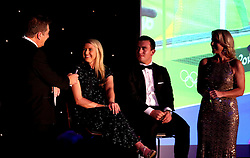 Olympian's Lily Owsley and Sonny Webster are interviewed on stage at Bristol Sport's Annual Gala Dinner at Ashton Gate Stadium  - Mandatory by-line: Robbie Stephenson/JMP - 08/12/2016 - SPORT - Ashton Gate - Bristol, England  - Bristol Sport Gala Dinner