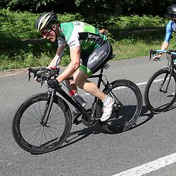 18-06-2017: Wielrennen: NK Paracycling: Montferlands-Heerenberg (NED) wielrennen  <br />Maurits Morsink (Rotterdam)