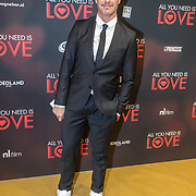 NLD/Amsterdam/20181126 - premiere All You Need Is Love, Claes Iversen