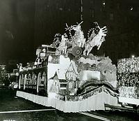 1937 Santa Clause Lane Parade on Hollywood Blvd.