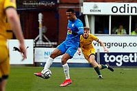 Alex Reid. Stockport County FC 1-1 Hartlepool United FC. Vanarama National League. Edgeley Park. 27.3.21