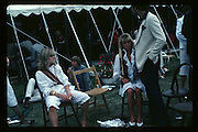 Kimmie Riley at Piers Gaveston Ball. Oxford Town Hall.1981 approx© Copyright Photograph by Dafydd Jones 66 Stockwell Park Rd. London SW9 0DA Tel 020 7733 0108 www.dafjones.com
