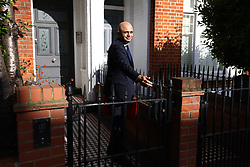 © Licensed to London News Pictures. 05/07/2021. London, UK. New Health secretary SAJID JAVID is seen leaving his London home. Later today the Prime Minister Boris Johnson will announce a final lifting of Covid-19 regulations on July 19th. Photo credit: Ben Cawthra/LNP