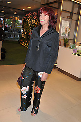 JANET STREET-PORTER at the launch of the new John Lewis Beauty Hall, John Lewis, Oxford Street, London on 8th May 2012.