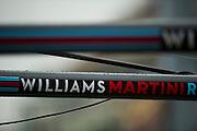 April 17, 2014 - Shanghai, China. UBS Chinese Formula One Grand Prix. Williams Martini branding