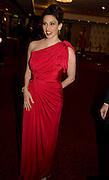 Lesli Margherita, The Laurence Olivier Awards, The Grosvenor House Hotel. Park Lane. London. 8 March 2009