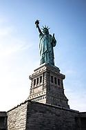 NEW YORK  2020V10<br /> Frihetsgudinnan på Lierty Island.<br /> <br /> Foto: Per Danielsson/Projekt.P