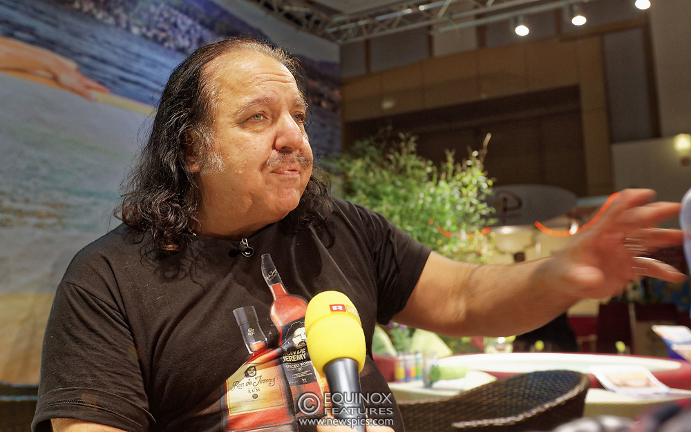 Berlin, Germany - 18 October 2012<br /> Porn star Ron Jeremy promoting his 'Ron Jeremy' brand of rum at the Venus Berlin 2012 adult industry exhibition in Berlin, Germany. Ron Jeremy, born Ronald Jeremy Hyatt, has been an American pornographic actor since 1979. He faces sexual assault allegations which he strenuously denies. There is no suggestion that any of the people in these pictures have made any such allegations.<br /> www.newspics.com/#!/contact<br /> (photo by: EQUINOXFEATURES.COM)<br /> Picture Data:<br /> Photographer: Equinox Features<br /> Copyright: ©2012 Equinox Licensing Ltd. +448700 780000<br /> Contact: Equinox Features<br /> Date Taken: 20121018<br /> Time Taken: 12150315