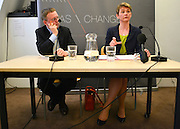 © Licensed to London News Pictures. 07/03/2013. Westminster, UK Yvette Cooper MP, Labour's Shadow Home Secretary, makes a key note speech at the Institute for Public Policy Research (IPPR) on immigration today 7th March 2013. Photo credit : Stephen Simpson/LNP