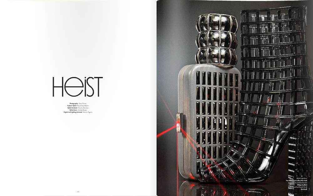 Product Photography Editorials Advertising Tear Sheets
