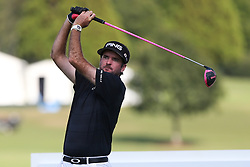 September 20, 2018 - Atlanta, Georgia, United States - Bubba Watson tees off the 16th hole during the first round of the 2018 TOUR Championship. (Credit Image: © Debby Wong/ZUMA Wire)
