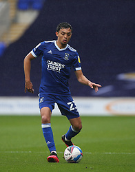 Andre Dozzell of Ipswich Town passes the ball - Mandatory by-line: Arron Gent/JMP - 26/09/2020 - FOOTBALL - Portman Road - Ipswich, England - Ipswich Town v Rochdale - Sky Bet League One