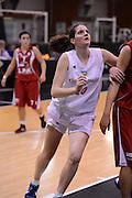 DESCRIZIONE : Roma Basket Campionato Italiano Femminile serie B 2012-2013<br />  College Italia  Gruppo L.P.A. Ariano Irpino<br /> GIOCATORE : AnnaLisa Vitari<br /> CATEGORIA : equilibrio<br /> SQUADRA : College Italia<br /> EVENTO : College Italia 2012-2013<br /> GARA : College Italia  Gruppo L.P.A. Ariano Irpino<br /> DATA : 03/11/2012<br /> CATEGORIA : palleggio<br /> SPORT : Pallacanestro <br /> AUTORE : Agenzia Ciamillo-Castoria/GiulioCiamillo<br /> Galleria : Fip Nazionali 2012<br /> Fotonotizia : Roma Basket Campionato Italiano Femminile serie B 2012-2013<br />  College Italia  Gruppo L.P.A. Ariano Irpino<br /> Predefinita :