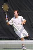 2001 Hurricanes Men's Tennis