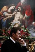 Milano, show room do Dolce & Gabbana, tavola rotonda con il Sindaco Letizia Moratti