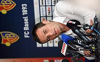 Alex Frei wird in Basel den Medien vorgestellt. © Daniela Frutiger/EQ Images