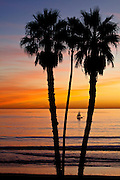 Sailing By San Clemente