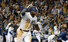 Los Angeles Dodgers V Chicago White Sox - 16 Aug 2017