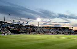 A general view of The Ageas Bowl - Photo mandatory by-line: Robbie Stephenson/JMP - Mobile: 07966 386802 - 19/06/2015 - SPORT - Cricket - Southampton - The Ageas Bowl - Hampshire v Sussex - Natwest T20 Blast