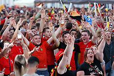 Belgian fans 3 July 2018