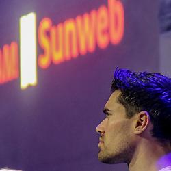 04-01-2018: Wielrennen: Presentatie Team Sunweb: Berlijn<br />Tom Dumoulin