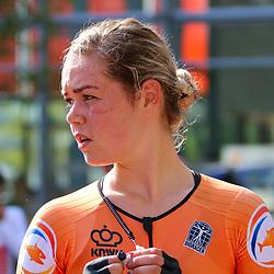 TRENTO (ITA): CYCLING: SEPTEMBER 9th: <br /> ITT Women U23