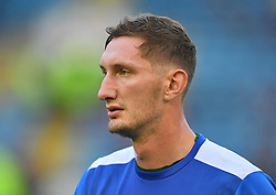 Carlisle United goalkeeper Jack Bonham