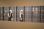 ELENA STRYGINE, Opening of Eadweard Muybridge and Rachel Whiteread exhibitions. Tate Britain. Millbank. 6 September 2010. -DO NOT ARCHIVE-© Copyright Photograph by Dafydd Jones. 248 Clapham Rd. London SW9 0PZ. Tel 0207 820 0771. www.dafjones.com.
