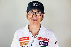 Darja Crnko, mother of Ilka Stuhec during presentation of new alpine ski team of Ilka Stuhec before new season 2019/20, on June 10, 2019 in Telekom Slovenije, Ljubljana, Slovenia. Photo by Vid Ponikvar / Sportida