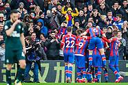 Crystal Palace v Newcastle United 220220
