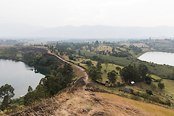 View From Fort Portal Hike
