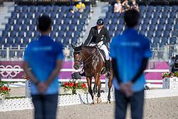 Schumach Christian, AUT, Te Quiero SF, 106<br /> Olympic Games Tokyo 2021<br /> © Hippo Foto - Dirk Caremans<br /> 25/07/2021