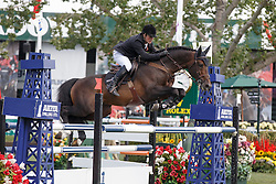Whitaker Robert, (GBR), Usa Today<br /> Akita Drilling Cup<br /> Spruce Meadows Masters - Calgary 2015<br /> © Hippo Foto - Dirk Caremans<br /> 09/09/15