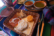 Chile Relleno, Mexican food, Zihuataneo, Guerrero, Mexico
