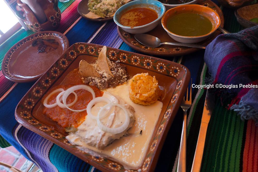 Chile Relleno, Mexican food, Zihuataneo, Guerrero, Mexico