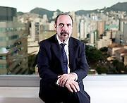 Belo Horizonte_MG, Brasil.<br /> <br /> Retrato presidente da Gasmig, Fuad Noman. <br /> <br /> Portrait of Gasmig president Fuad Noman.<br /> <br /> Foto: NIDIN SANCHES / NITRO