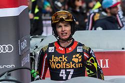 READ Erick of Canada during the Audi FIS Alpine Ski World Cup Men's Slalom 58th Vitranc Cup 2019 on March 10, 2019 in Podkoren, Kranjska Gora, Slovenia. Photo by Peter Podobnik / Sportida