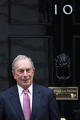 2016-05-19 Former New York Mayor Michael Bloomberg in Downing Street