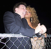 "Mike Myers & Beyonce Knowles.EXCLUSIVE.""Austin Powers"" Post Premiere Party.Universal Studios.Hollywood, CA.July 22, 2002.Photo By Celebrityvibe.com.."