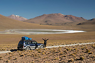 South America, Andes, Altiplano, Bolivia,near Ollagüe Volcano
