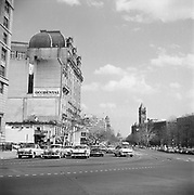 9969-D05. Pennsylvania & 15th NW,  Washington, DC, March 24-April 1, 1957