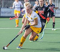 AMSTELVEEN - Joosje Burg (DenBosch)  tijdens  de hoofdklasse hockey competitiewedstrijd dames, Amsterdam-Den Bosch (0-1)  COPYRIGHT KOEN SUYK