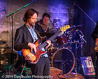 Dan Moretti and The Hammond Boys at The Extended Play Sessions in Norwood MA on October 20, 2019