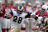 NFL-St. Louis Rams at Arizona Cardinals-Nov 23, 2003