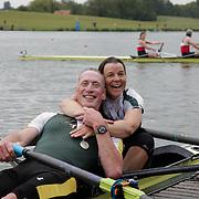 Medals - Saturday - British Masters 2015