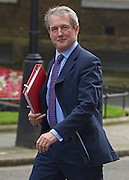 © Licensed to London News Pictures. 10/07/2012. Westminster, UK. Secretary of State for Northern Ireland Owen Paterson. Politicians in Downing Street today 10th July 2012. Photo credit : Stephen Simpson/LNP