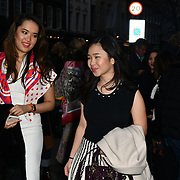 Fashionist attend Indonesian Fashion Showcase - Jera at Fashion Scout London Fashion Week AW19 on 16 Feb 2019, at Freemasons' Hall, London, UK.