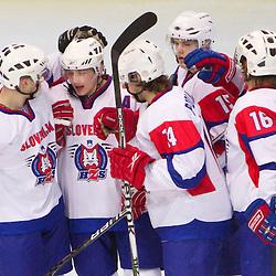 20101212: SLO, Ice Hockey - 2011 IIHF World U20 Championship Division I: Croatia vs Slovenia