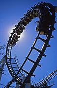 Sidewinder, Hershey Amusement Park, Dauphin Co., PA